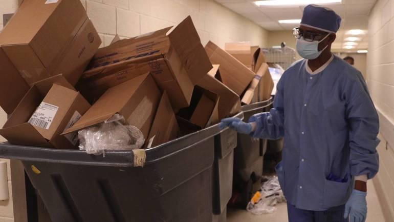 Atlantic Health System receives NJ Governor's Environmental Excellence Award