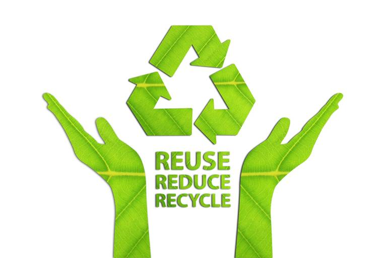 Madison Rotary Encourages Reduce, Reuse and Recycle Home Items