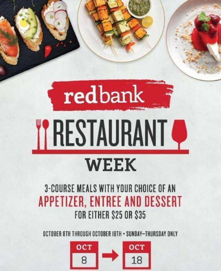Red Bank Restaurant Week 15 Participating With Price Fixe