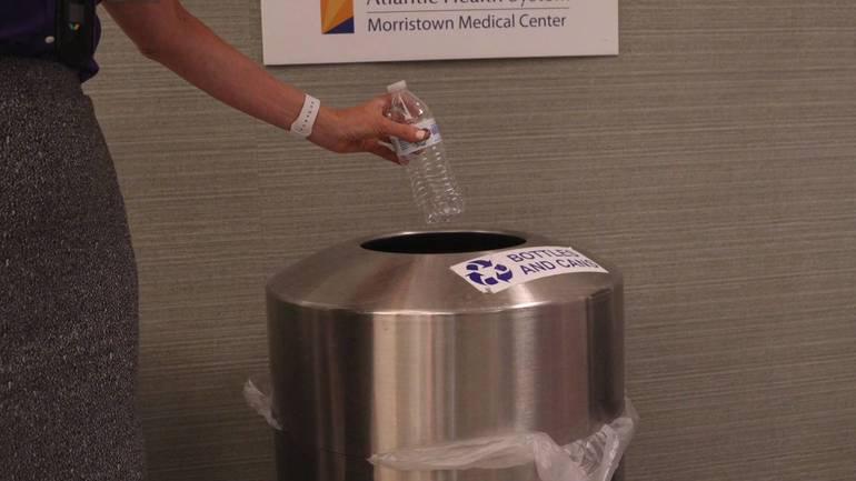 Atlantic Health System Receives Governor's Environmental Excellence Award