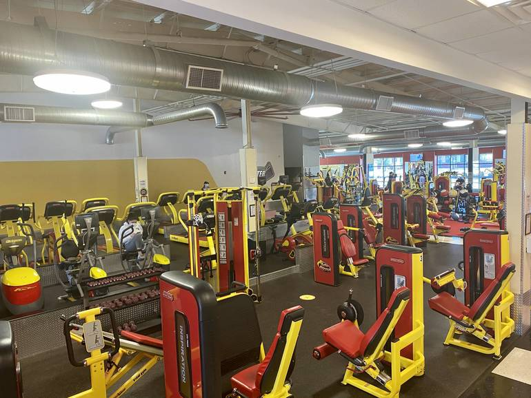 Retro Fitness of Kenvil, Retro Fitness Roxbury, Retro Fitness Ledgewood, Retro Fitness Succasunna