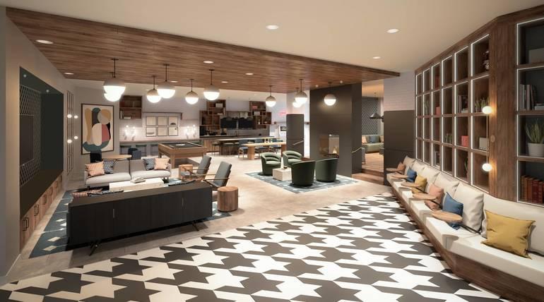 Harrison NJ apartments