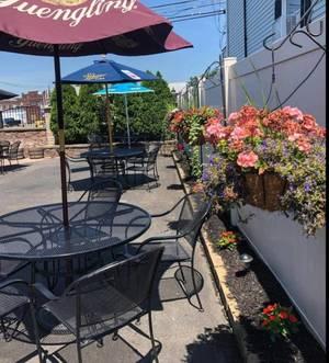 KC's Korner's Outdoor Patio is Open for Business