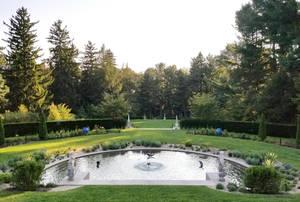 Greenwood Gardens in Short Hills, New Jersey