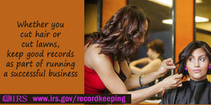 The first step of good tax planning is good recordkeeping