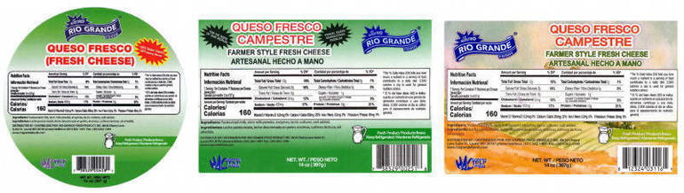 NJ Cheese Company Recalls Cheese Products Due to Possible Listeria Outbreak