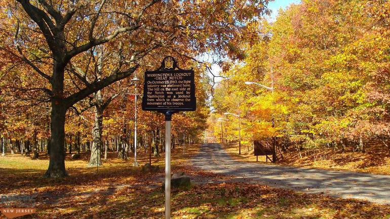 Rifle Camp Park Historic Marker