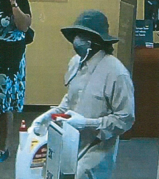South Plainfield Police Search for Wells Fargo Bank Robber