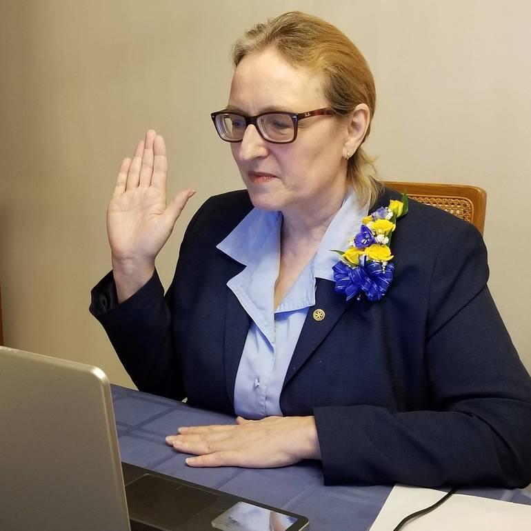 President Julie Murphy