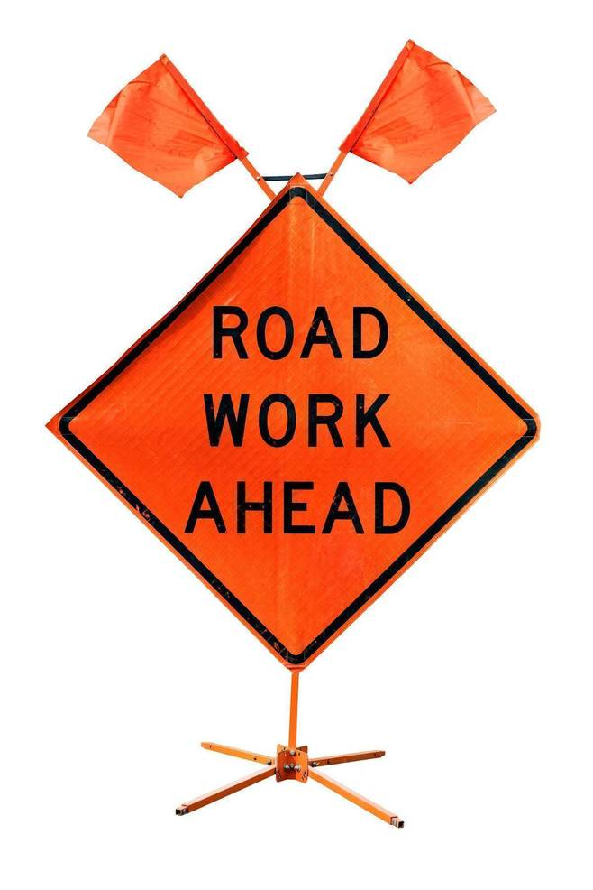 Road Delays Leading to GSP 109