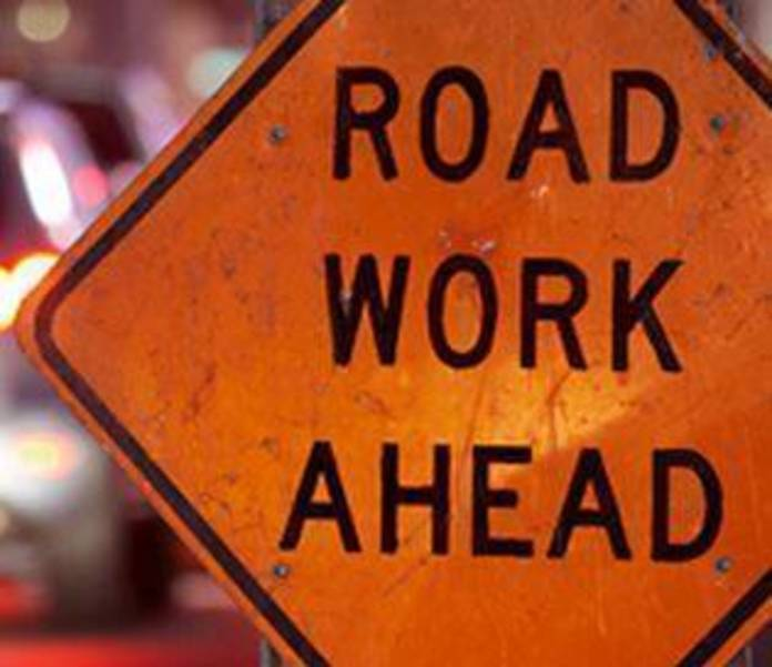 Road Work Sign NJDOT (cropped).JPG