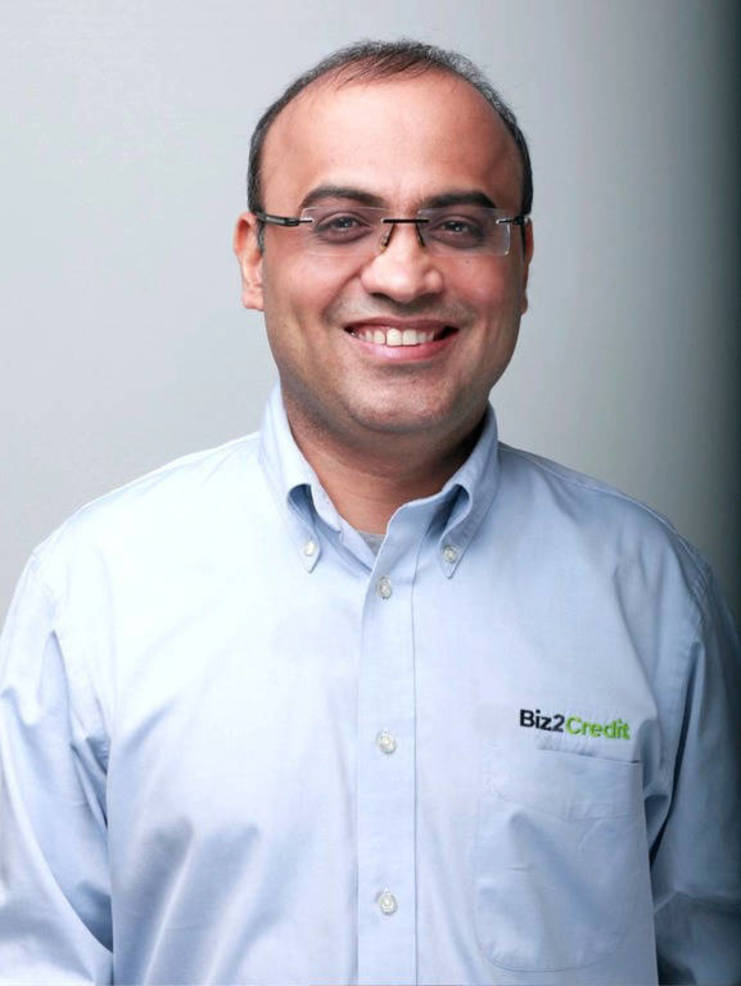 Rohit Arora, CEO of Biz2Credit.