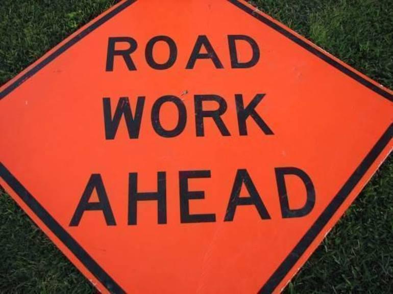 Repairs Close Stirling Road in Warren