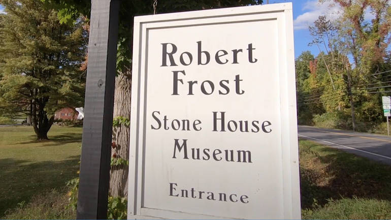 Visit the Home of One of America's Most Celebrated Poets: The Robert Frost Stone House Museum