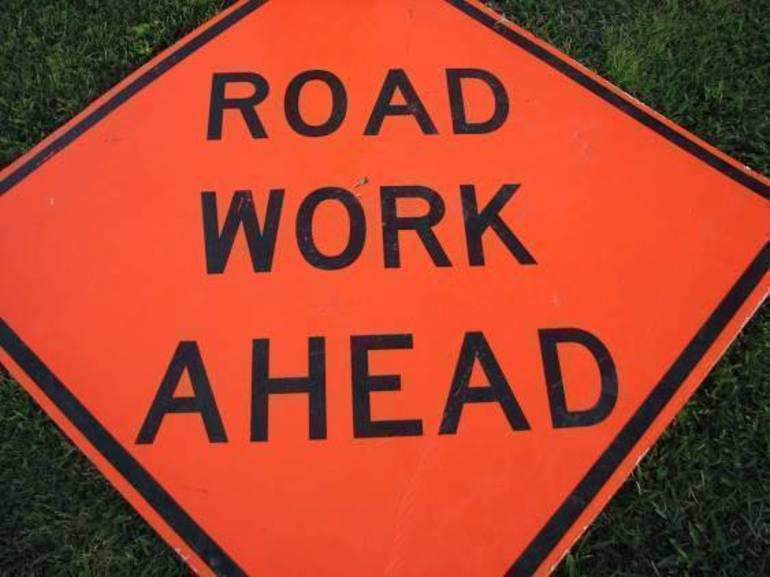 Robbisnsville's Vahlsing Way, Richardson Road to Close for Repairs