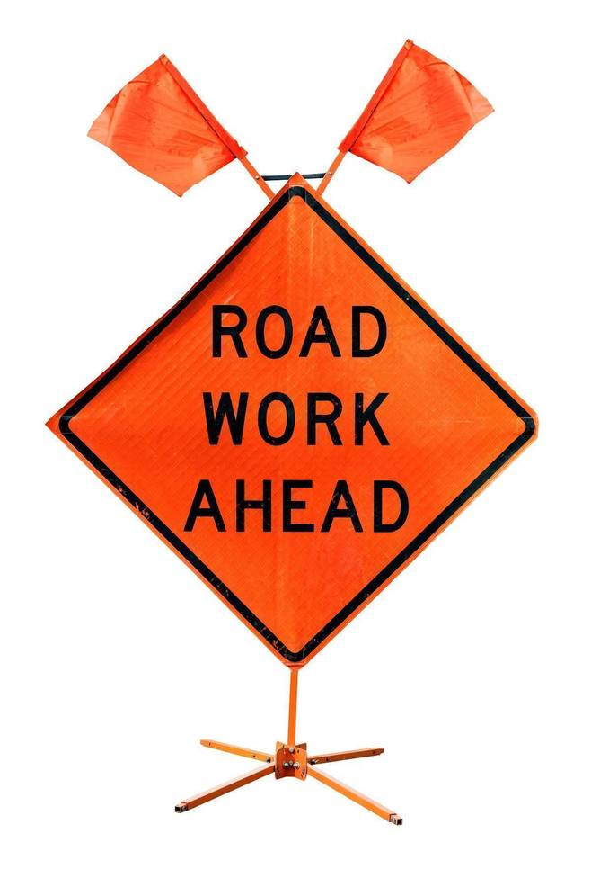 Work Scheduled for Route 78 Express Lanes, Beginning Monday