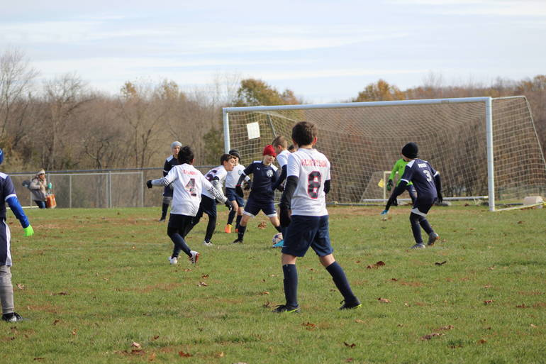 Berkeley Heights Hammers Capture Fall 2019 Mid New Jersey Youth Soccer League U11 Championship