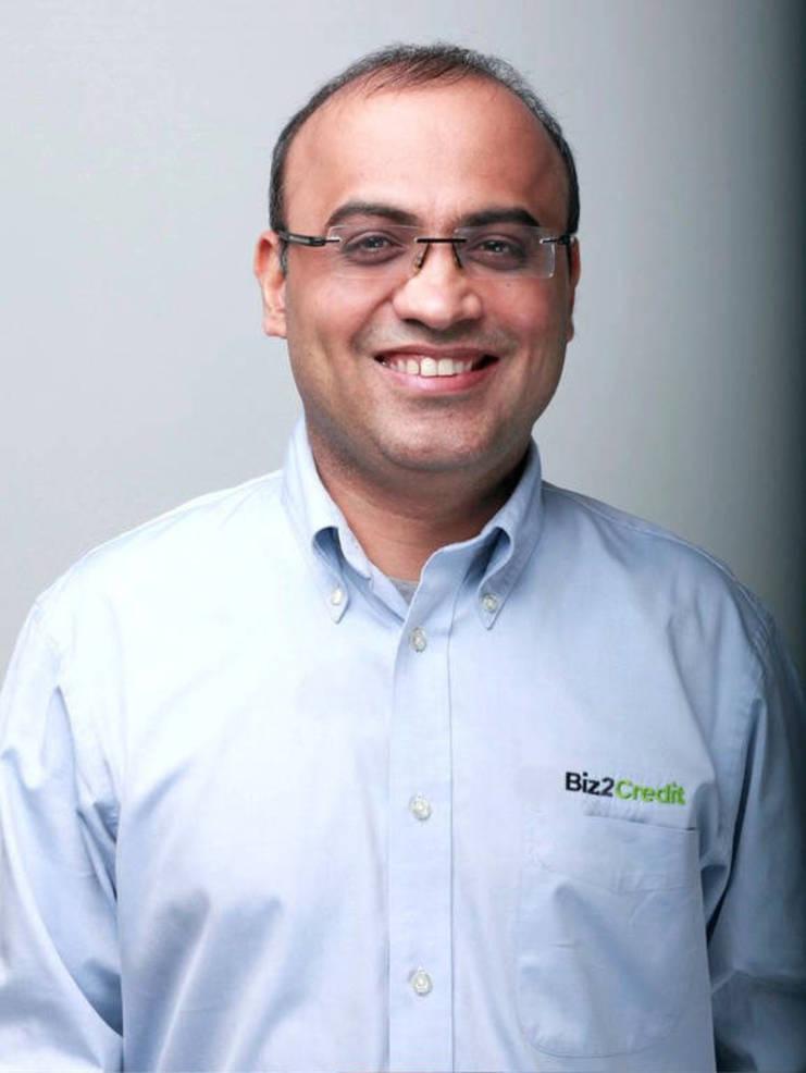 Rohit Arora, CEO of Biz2Credit.