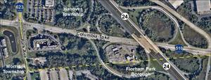 Route 24 & Columbia Turnpike Project in Florham Park is Indefinitely Delayed