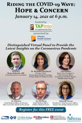 COVID-19 Virtual Panel Discussion January 14, 2021