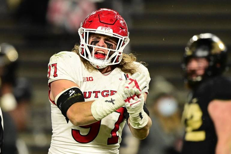 Rutgers Football Downs Purdue, Sets Big 10 Record for First Downs