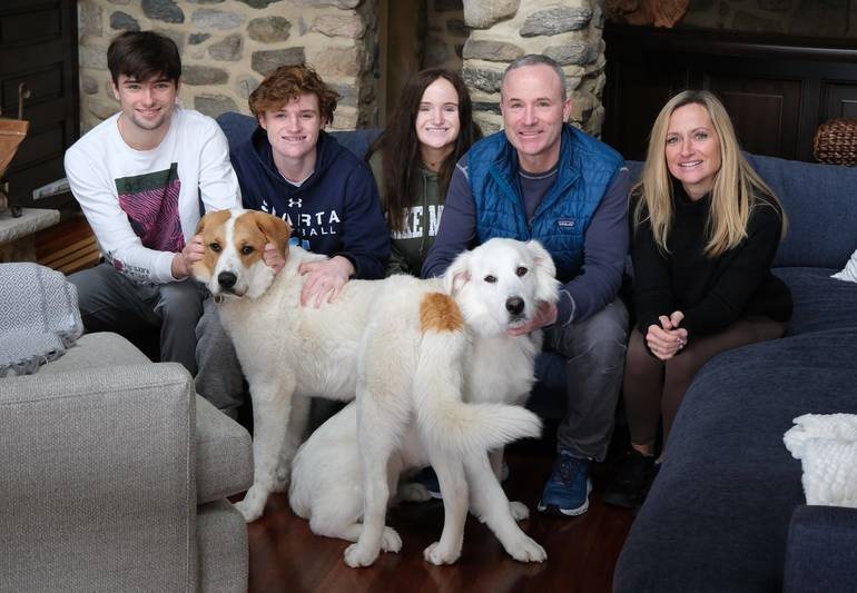 Loss and Love: Sparta Family's Story of Pet Adoption Under Covid-19