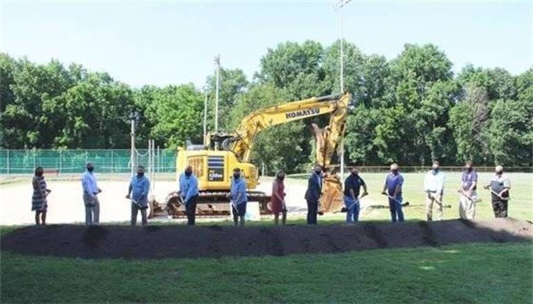 Middletown Township Breaks Ground on Multi-Use Turf Fields