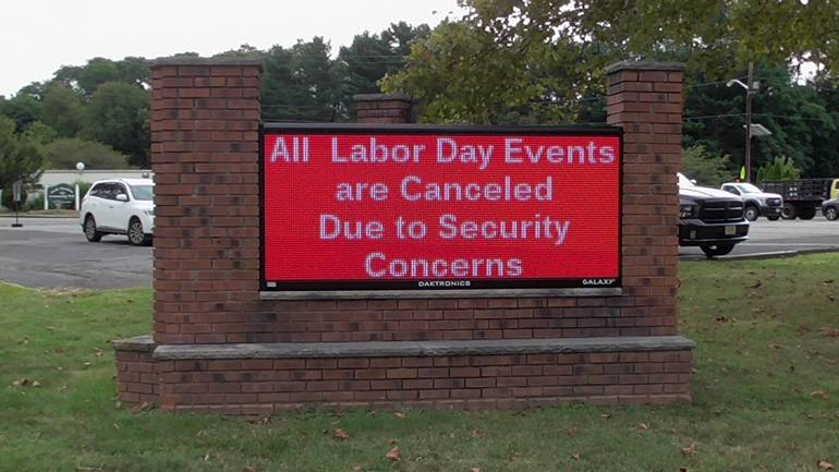 Labor Day Festivities Canceled: South Plainfield Man Charged with Possessing Destructive Devices
