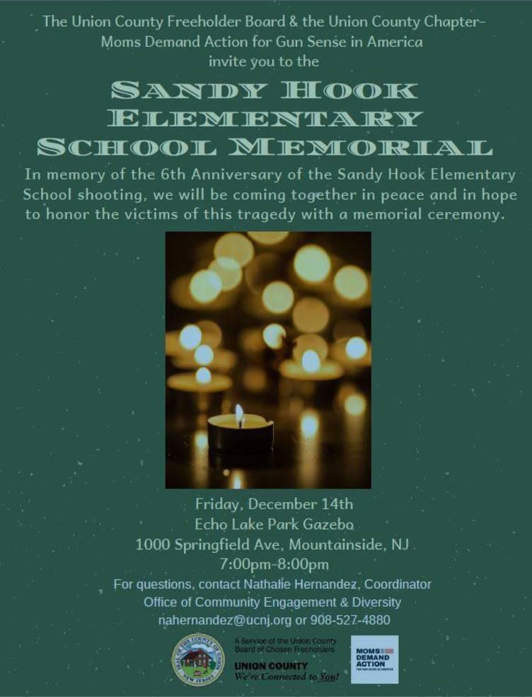 Sandy Hook Memorial flyer.JPG