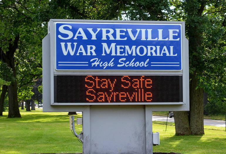 Sayreville War Memorial HS