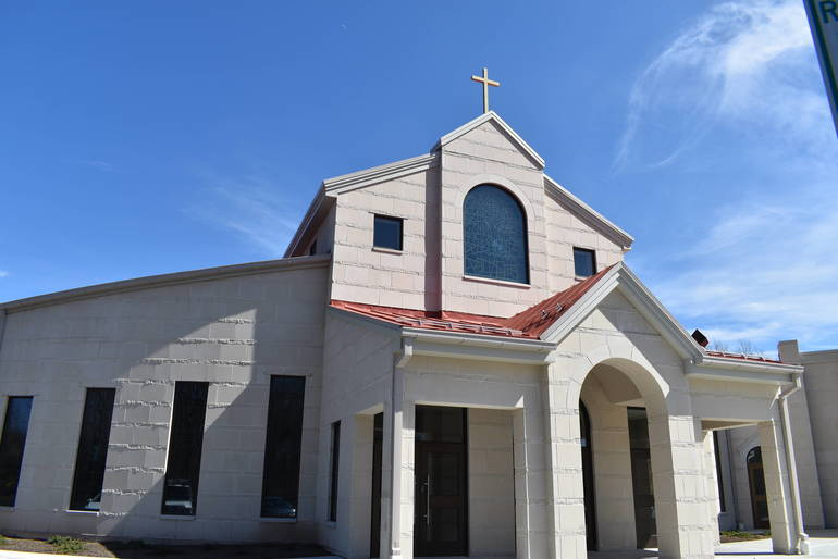 'Work of The Whole Parish' Brings 4,000 Families a New Church in Westfield