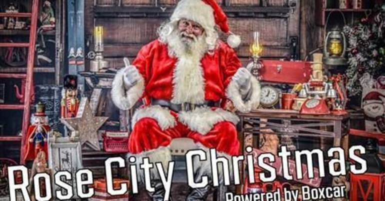Book Your Appointment to See the Madison Santa; 184 Time Slots Available