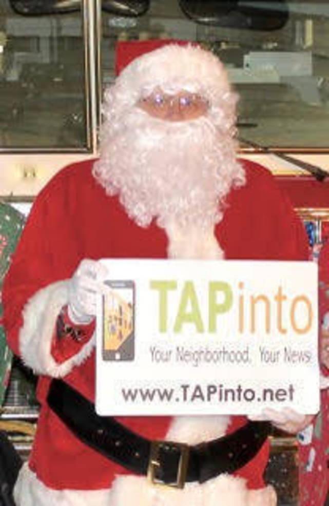Santa to Light Cranford's Christmas Tree Friday Night