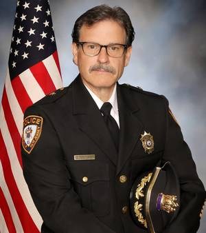 Sayreville Chief Elected President of New Jersey  State Association of Chiefs of Police