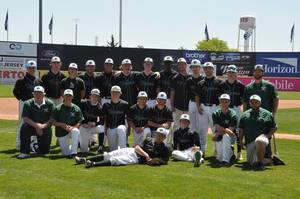 South Plainfield High School  Baseball Clinches GMC-White Division with Win over Sayreville at TD Bank Ballpark