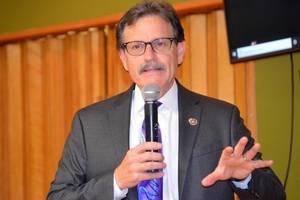 Sayreville police chief John Zebrowski explains new marijuana laws