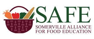 Somerville Alliance for Food Education logo