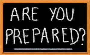 September is National Preparedness Month:  Get Ready for Emergencies