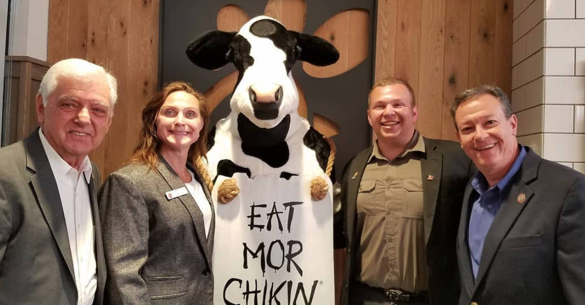Chik-fil-A  Soft Opening