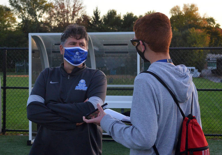 Scotch Plains-Fanwood head coach Alex Passucci interviewed by Matt Levine.png