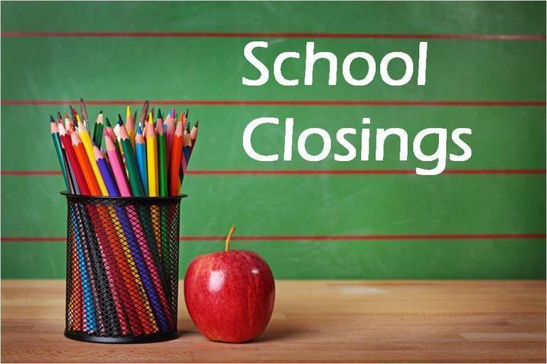 Are Schools Closed Today: Township Schools Closed Today