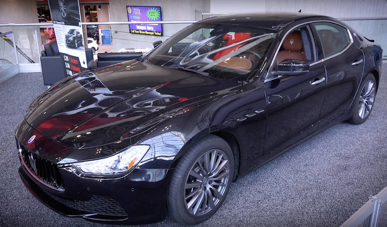 Third Annual Auction at Saratoga Automobile Museum Features Maserati Giveaway