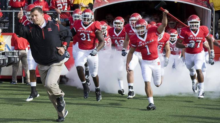COVID-19 Testing is Part of Rutgers Football Team's Return to Campus Monday