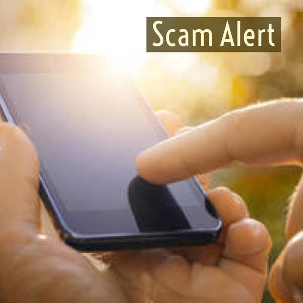 Phone Scam Reported in Local Area