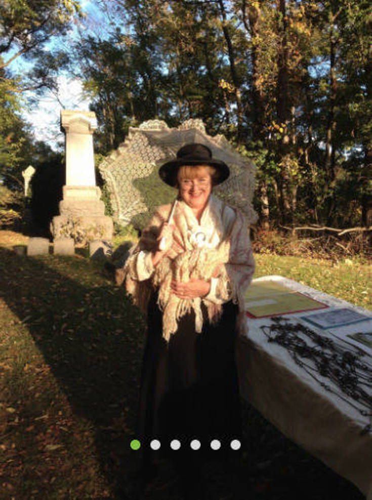 East Brunswick Museum Candlelight Cemetery Tours Bring the Dead to Life (Sort Of)