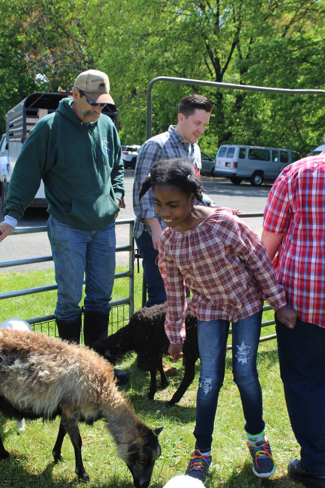 Farm Day at The Arc