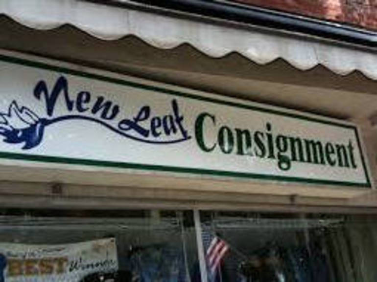 New Leaf Consignment
