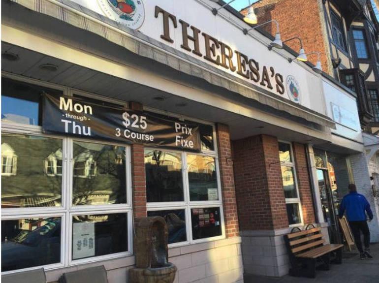 Theresas Closing in Westfield NJ