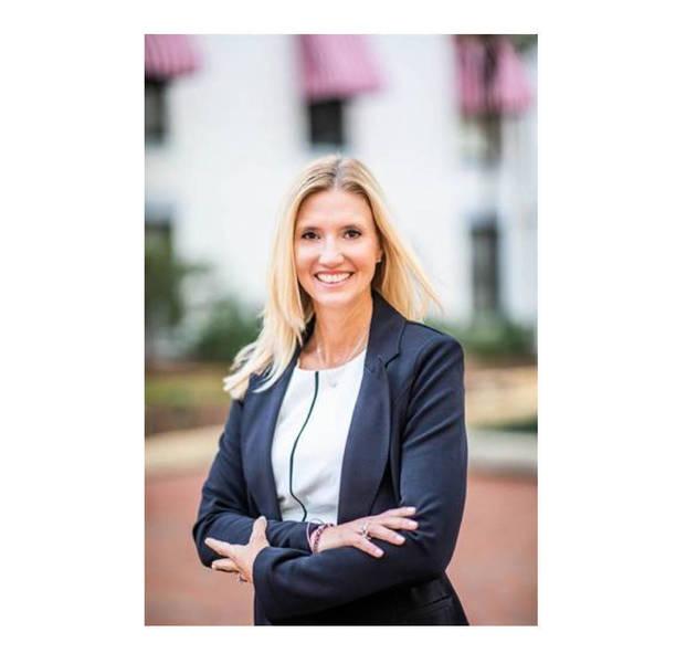 Marjory Stoneman Douglas High School Principal Michelle Kefford