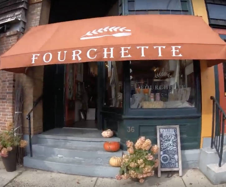 Fourchette on Main Street in Clinton, NJ